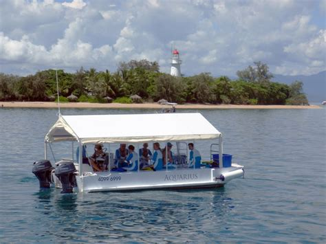 cairns glass bottom boat reef tours cairns tours attractions the cairns port douglas