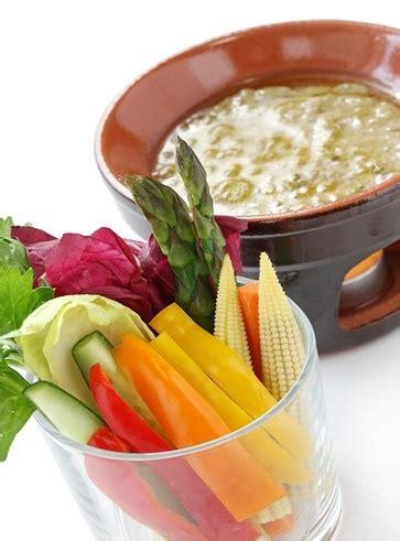 bagna cauda vegetariana bagna cauda vegetariana l olio di noci e le sue ricette