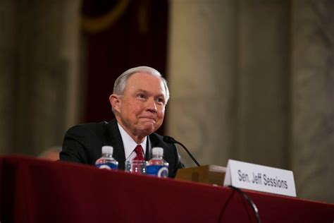 jeff sessions nytimes jeff sessions smooth talks the senate the new york times