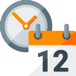 Calendar And Clock Iconexperience 187 G Collection 187 Calendar Clock Icon