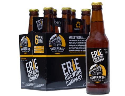 railbender erie brewing company