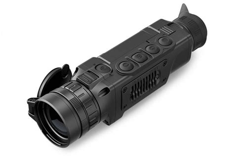 thermal imager pulsar helion xq50f thermal imager held thermal imagers