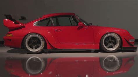 Rauh Welt Porsche 993 Fast Car