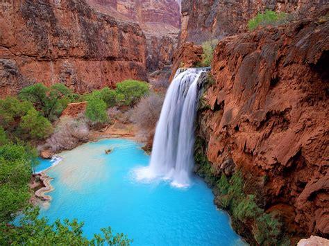havasu falls arizona wallpapers hd wallpapers id