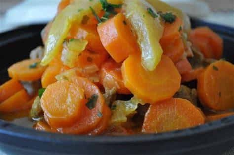 cuisiner carotte tajine de viande aux carottes et citron confit les