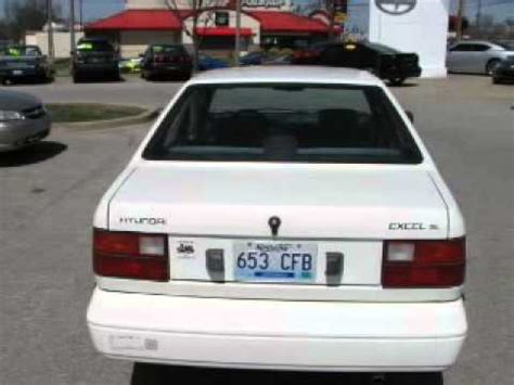 Hyundai Of Louisville Ky by 1989 Hyundai Excel Louisville Ky