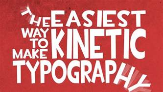 typography js the easiest way to make kinetic typography