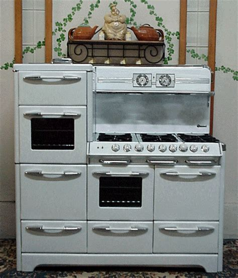 Oven Multi King 60 quot o keefe merritt aristocrat king of gas ranges 6