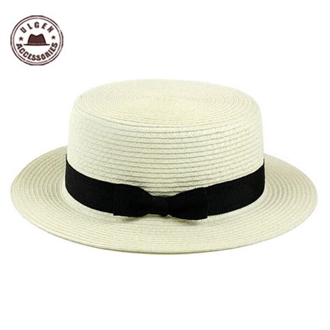 summer style fashion small straw hat for