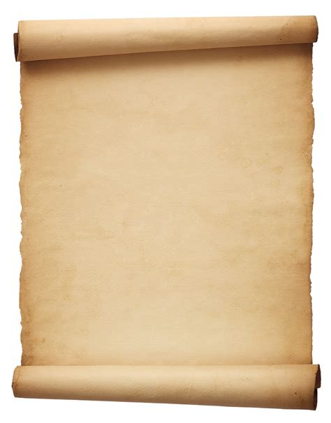 How To Make Paper Scrolls - scroll paper clipart best