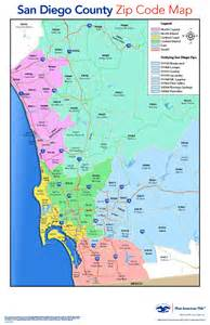 San Diego Area Code Map by First American Title Insurance San Diego Ca Title