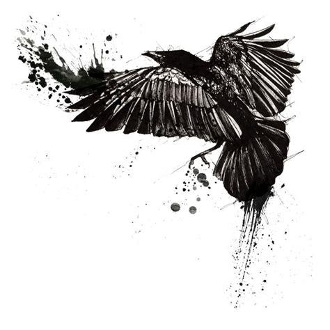 1000 ideas about raven tattoo on pinterest tattoos crow