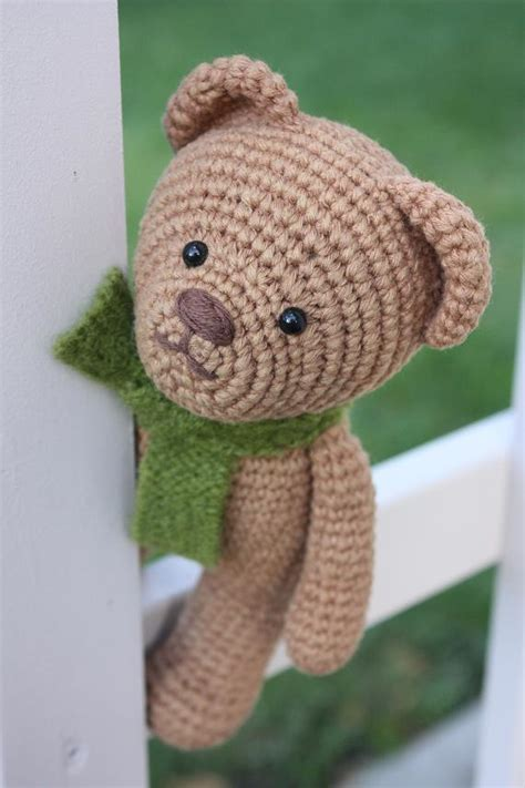 free crochet pattern amigurumi animals happyamigurumi amigurumi teddy bear pdf pattern is ready