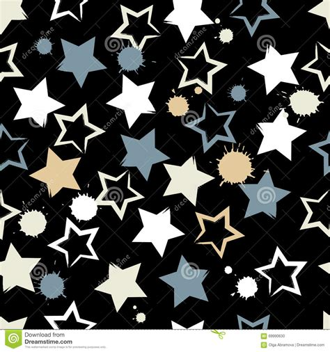geometric pattern brush cute vector geometric seamless pattern brush strokesand