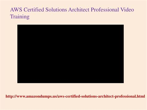 aws certified solutions architect associate 300 questions and answers books ppt passing the aws certified solutions architect