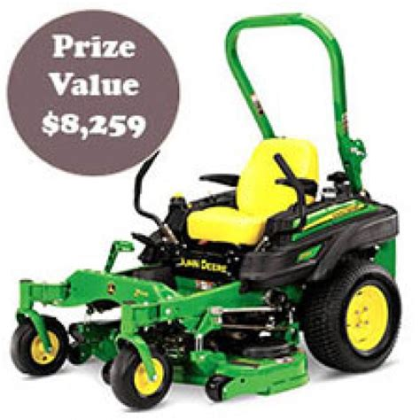 Country Living Sweepstakes April 2016 - win a john deere zero turn mower granny s giveaways