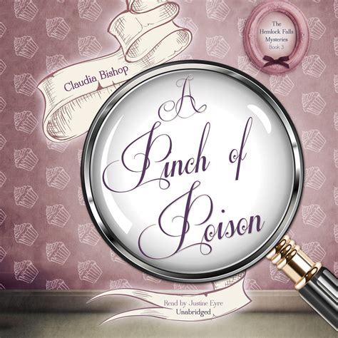 a pinch of poison a and s mystery books a pinch of poison audiobook by bishop for