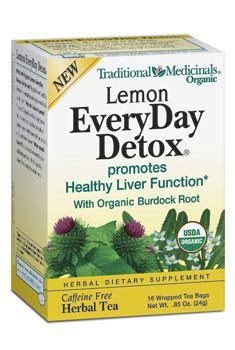 Every Day Detox Tea For Cholesterol by Hemp Seeds And The European On