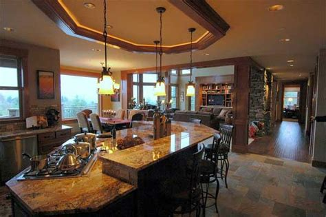 kitchen great room design the great room the owner builder network