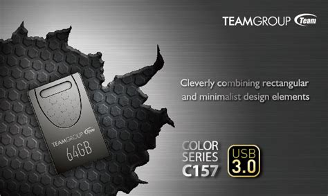 Team C151 32gb Usb 2 0 Mini Caps team rilascia le nuove usb drive in lega di zinco
