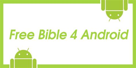 free bible for android free bible