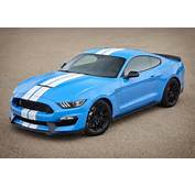2017 Shelby GT350 Gets New Colors And Features  100 Out Of 10 Based