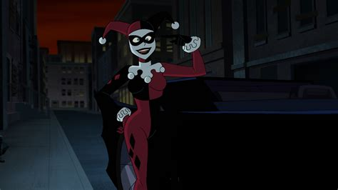 harley quinn the harley quinn animated series set for dc streaming service collider