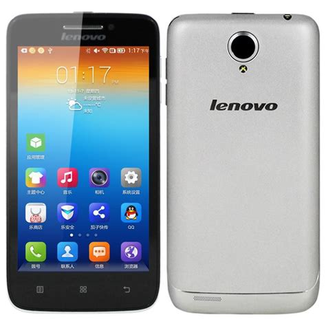 Lenovo S650 Lenovo S650 Silver Flosmall Products