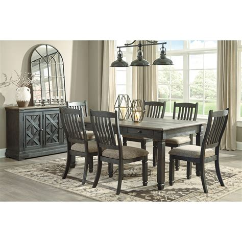 dining room groups signature design by ashley tyler creek casual dining room