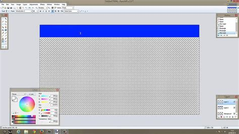 pattern overlay paint net how to make a youtube video overlay in paint net for free