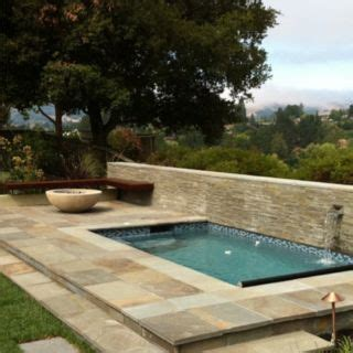 Plunge Pool Backyard Backyard Pinterest Gardens Backyard Plunge Pool