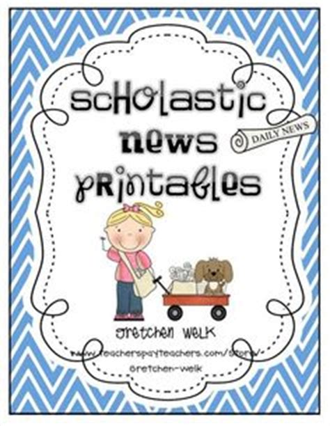 Scholastic News Worksheets by 1000 Images About Scholastic News On Text