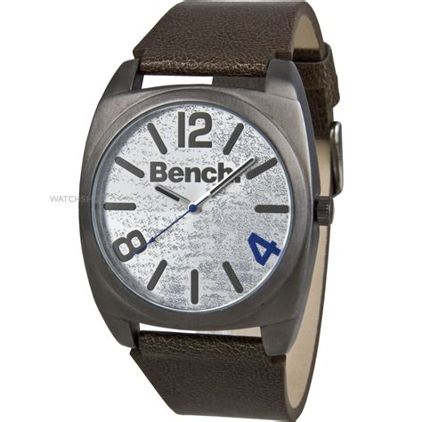 bench mens watch men s bench watch bc0267gnbr watch shop com