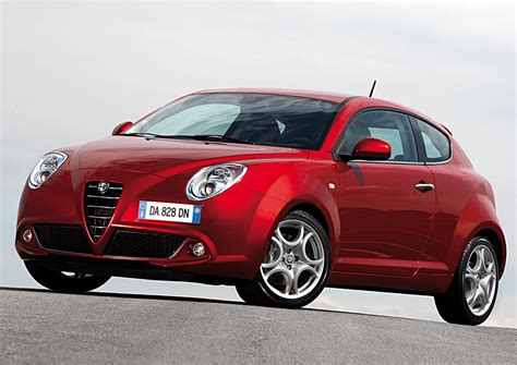alfa romeo mito officially the car of the year 2009