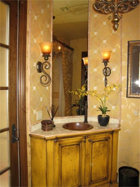 Tuscan Bathroom Ideas by Key Interiors By Shinay Tuscan Bathroom Design Ideas