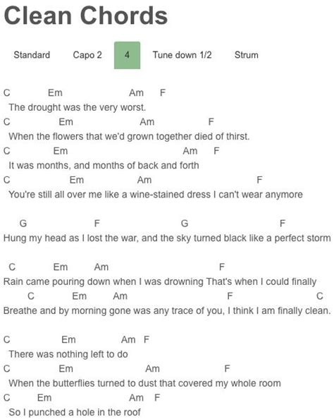 starlight taylor swift chords no capo best 25 wonderwall guitar chords ideas on pinterest