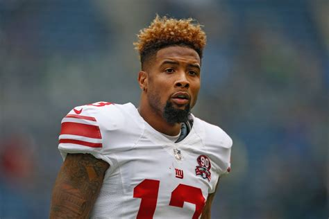 odell beckham hairstyle odell beckham jr s 1 game suspension has been upheld