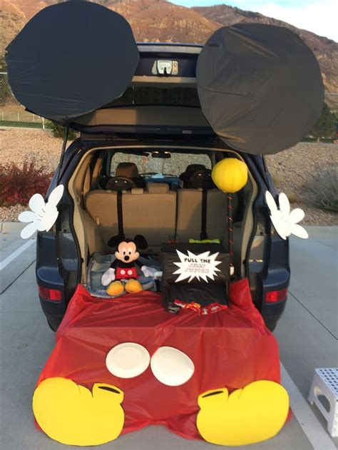 halloween tailgate themes 9 best trunk or treat ideas images on pinterest