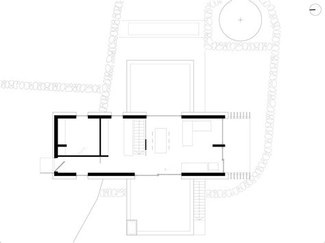 2828 ground floor plan grillagh water house bradley architects archdaily