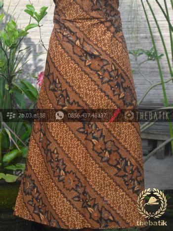 Blouse Bolero Padi Batik jual kain batik motif parang seling kembang