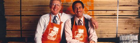 the home depot about us