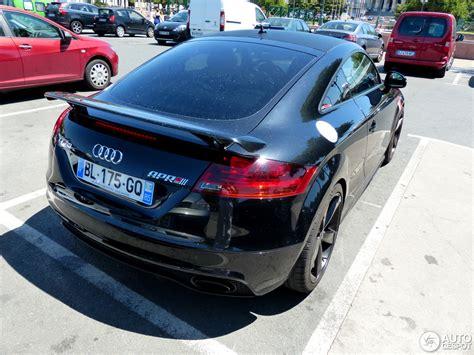 Audi Apr by Audi Apr Tt Rs 25 November 2015 Autogespot