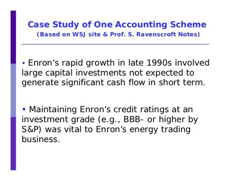 Collapse Of Enron Essay by Enron Study Harvard Mfacourses363 Web Fc2