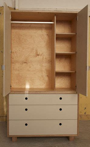 Birch Veneer Wardrobe by 25 Best Ideas About Freestanding Closet On