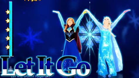 where do sts go just dance 2015 disney s frozen let it go gameplay 5