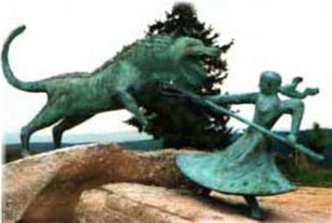 la bestia di gevaudan