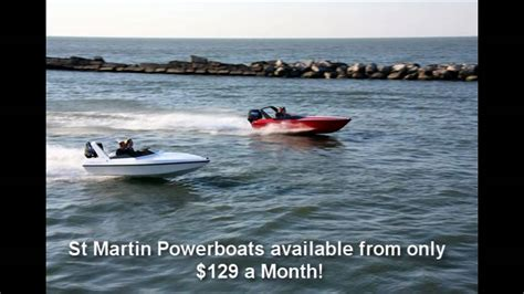 mini boat price mini speed boats for sale st martin powerboats youtube
