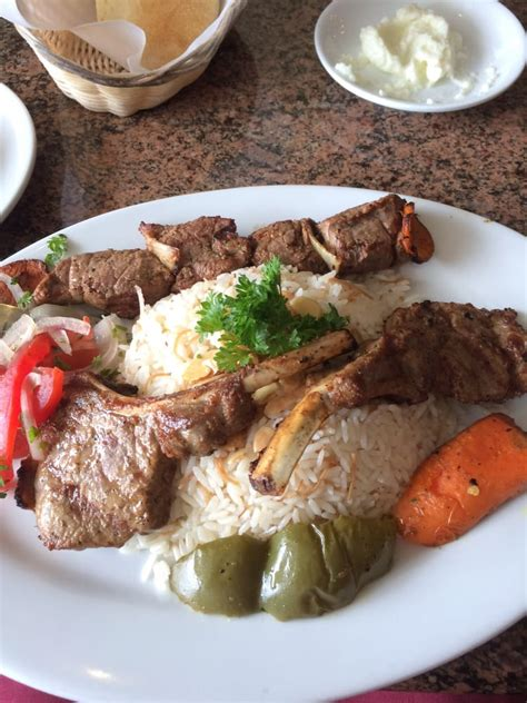 chops and beef kabobs medium perfectly done yelp