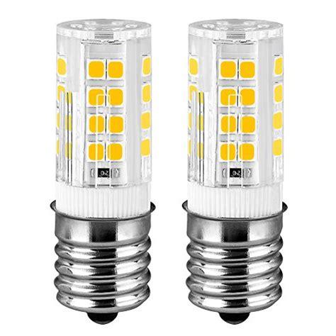 Microwave Light Bulb Led 52 Kindeep Ceramic E17 Led Bulb For Microwave Oven Appliance 5w 40w Halogen Bulb