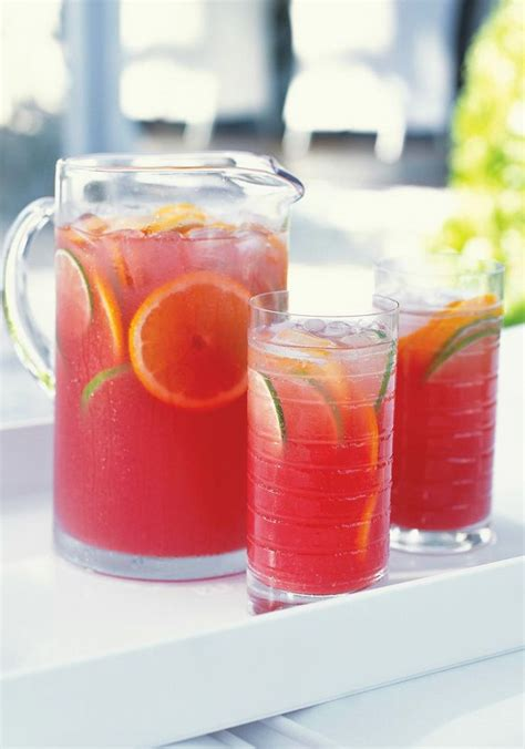 75 refreshing non alcoholic drink recipes